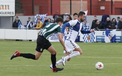 El primer gol d'Arturo amb la samarreta arlequinada ha estat estèril | Sandra Dihör