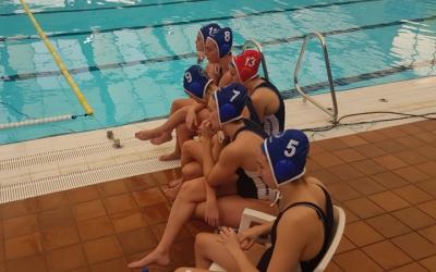 L'equip femení de l'Astralpool Natació Sabadell afronta demà els quarts de final de la Champions