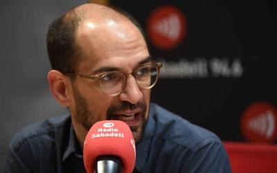 Maties Serracant ha passat per Al Matí de Ràdio Sabadell/ Roger Benet