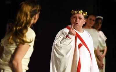 Pilat durant els assaigs previs | Cedida