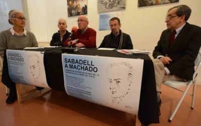 L'acte està organitzat per Federalistes d'Esquerres i les associacions de veïns de Can Rull i La Roureda. Foto: Roger Benet