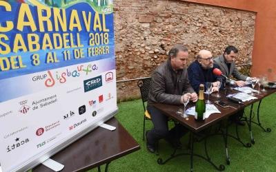Presentació del Carnaval 2018 | Roger Benet