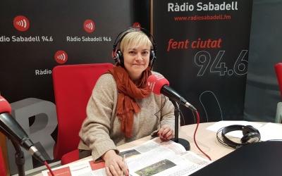 Montse Pérez Creus al programa Al Matí | Raquel Garcia