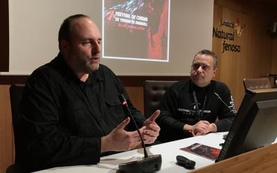 Roda de premsa de presentació del Festival | Roger Benet