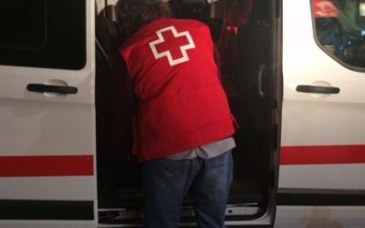 La Unitat d'Emergències Socials de la Creu Roja sortirà aquest vespre/ Creu Roja