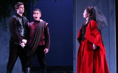 Don Carlo, Rodrigo i la princesa d'Eboli   Xavier Gondolbeu