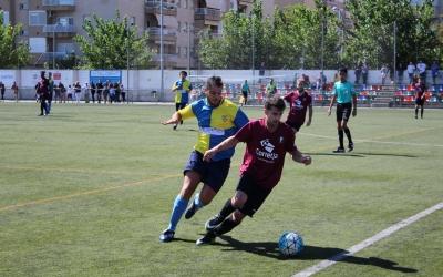El Sabadell Nord empaita al Parets en el lideratge de la lliga | Adrián Arroyo