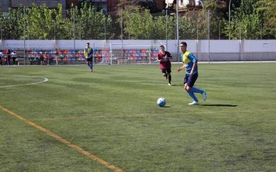 El Sabadell Nord està completant un gran any a la Segona Catalana | Adrián Arroyo