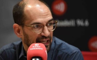 Maties Serracant a Ràdio Sabadell | Roger Benet