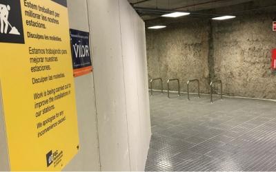 Les obres del Passeig aniran acompanyades de la millora d'accés a l'estació/ Roger Benet
