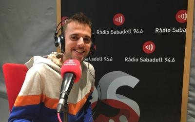 Guillem Mota, portaveu de El Tallaret, ha donat a conèixer terminis a Ràdio Sabadell