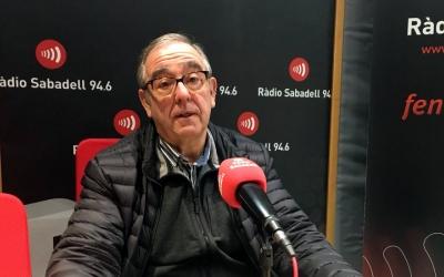 Joan Cosp, president de l'Associació de Locals d'Oci de la Zona Hermètica/ Mireia Sans