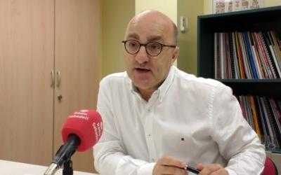 Josep Escartín, en una imatge d'arxiu | Ràdio Sabadell