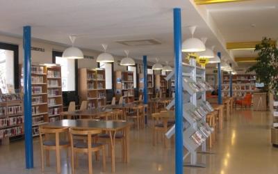 La biblioteca de Can Puiggener | Ajuntament de Sabadell