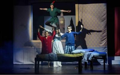 Peter Pan al Teatre Sant Vicenç | Roger Benet