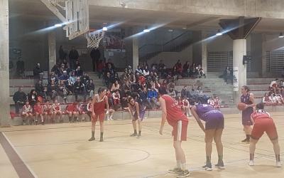 Les noies del Sant Nicolau són penúltimes a Copa Catalunya | Joan Blanch