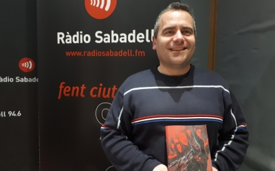 David Garnacho, director del Festival de Cinema de Terror de Sabadell/ Karen Madrid