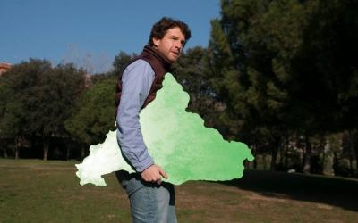 El periodista Lluís Vilaró és un dels impulsors de la sèrie de televisió En procés. Foto: En procés.