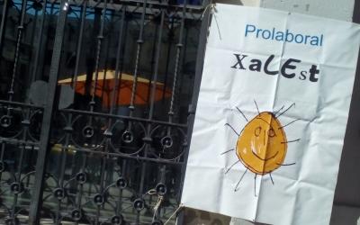 Festa Prolaboral Xalest   Pere Gallifa