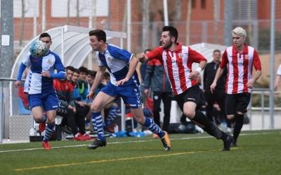 En l'últim partit el Sabadell B no va passar del 0-0 a casa contra el Castellar | Roger Benet