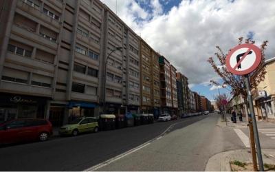 Fotografia de l'actual avinguda Concòrdia | Roger Benet
