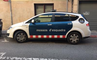 Cotxe dels Mossos d'Esquadra | Pere Gallifa