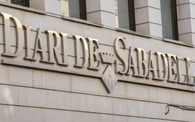 Vallesana de Publicacions ha venut l'edifici de Diari de Sabadell. Foto: Roger Benet