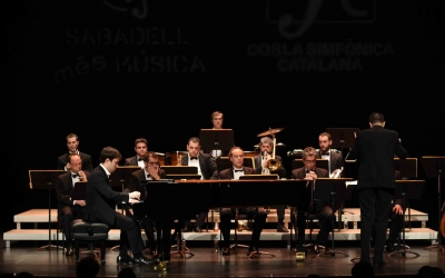 20è Concert de Música Simfònica per a Cobla | Roger Benet