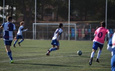 El filial del Sabadell lluita per sortir dels llocs perillosos de la classificació | Roger Benet