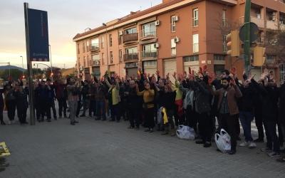 Imatge de la concentració | Ràdio Sabadell