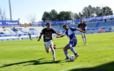 Felipe Sanchón en el seu últim partit jugat contra la Peña Deportiva | Crispulo D.