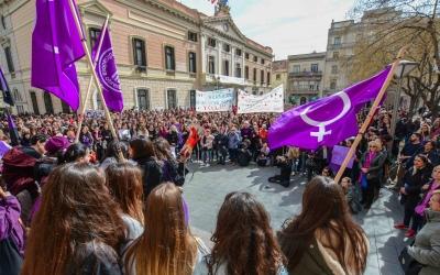 5.000 persones han arribat fins a la plaça Sant Roc, segons el CDR | Roger Benet