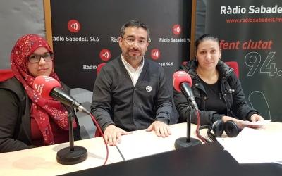 KhadijaKabouiri, Gabriel Fernández i Vanesa Raya | Raquel García