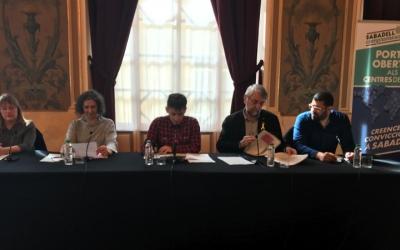 Membres de les comunitats religioses de Sabadell han presentat el programa d'activitats entre abril i juny.
