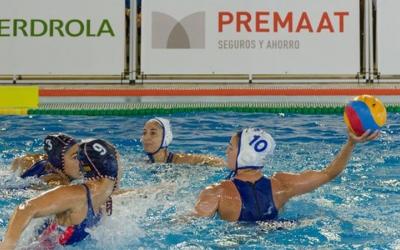 Imatge d'un partit d'aquesta temporada entre La Sirena Mataró i el CNS