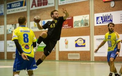 L'OAR es va imposar al partit de la primera volta | Èric Altimis