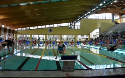 La piscina de Can Llong viurà un cap de setmana amb alguns dels millors nedadors | Arxiu RS