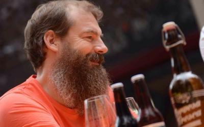 Sami Claret, un dels dos cervesers de Nómada Brewing | Roger Benet