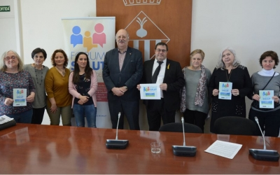 El Consell de Salut de Sabadell és l'impulsor del 2n Fòrum de Salut/ Roger Benet