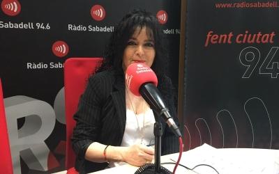 Emi Gómez, responsablde de l'OMIC/ Mireia Sans