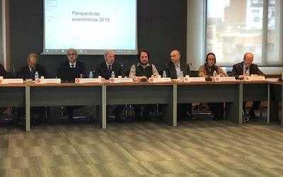 Presentació del 2on Informe de Conjunturade Sabadell i l'àmbit de la Conca del Ripoll i la Riera de Caldes | Cambra de Comerç de Sabadell
