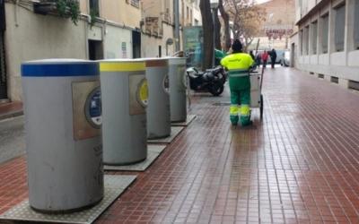 SMATSA s'encarrega de la neteja als carrers de Sabadell | Arxiu