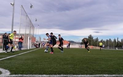 El filial arlequinat veu com s'ennegreix el present a la Primera Catalana | Sendy Dihor