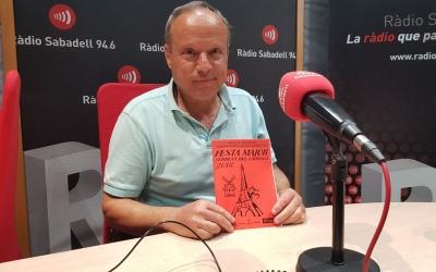 MarianoMolina a Ràdio Sabadell | Raquel Garcia