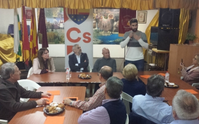 Cafè ciutadà al Centro Regional de Murcia a Sabadell | Pau Duran