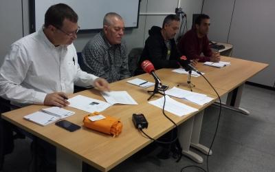 Representants sindicals als serveis territorials d'Ensenyament | Pau Duran