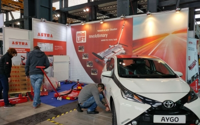Expositor de l'Autopro Saló | Pere Gallifa