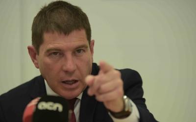 El portaveu del grup socialista, Josep Ayuso | Roger Benet