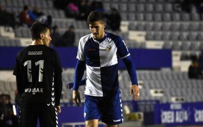 Aleix Coch, dubte de cara al partit contra el Villarreal B | Crispulo D.