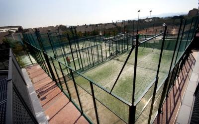 Les instal·lacions del Tennis Sabadell comptaran amb vuit noves pistes de pàdel | CTS